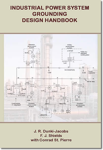 industrial electrical grounding design handbook john dunki-jacobs